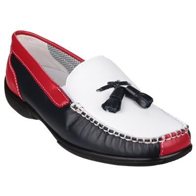 Womens Biddlestone Leather Shoe