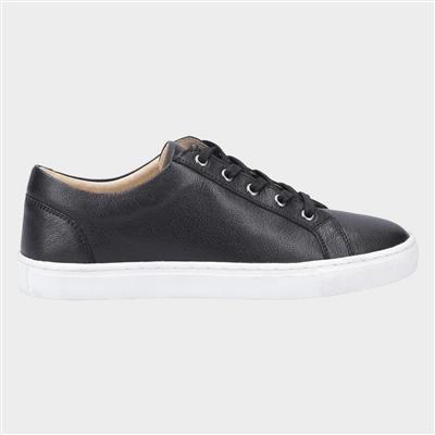 Tessa Womens Lace Shoes in Black