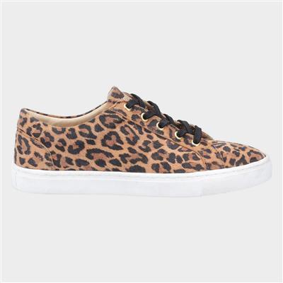 Tessa Womens Shoe in Leopard Print