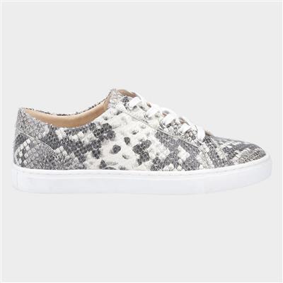 Tessa Womens Shoe in Snake Print
