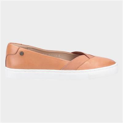 Womens Tiffany Slip On Shoe in Tan