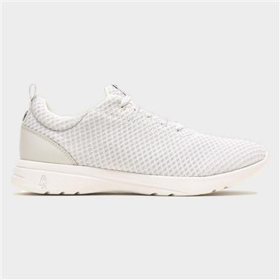 Good Womens Lace Up Shoe in Grey