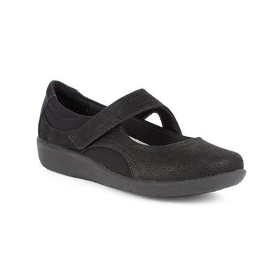 Sillian Bella Womens Black Casual Shoe