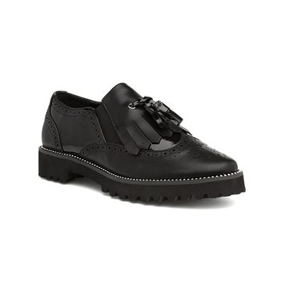 Bernie Womens Black Shoe