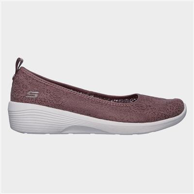 Arya Airy Days Slip On Shoe in Purple