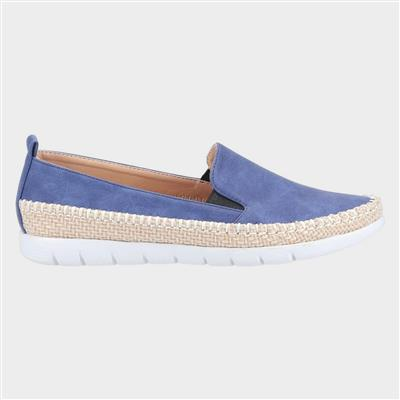 Kendall Womens Blue Shoes