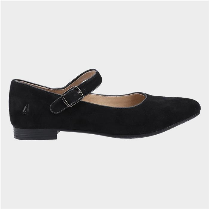 1920s Fashion & Clothing | Roaring 20s Attire Hush Puppies Melissa Womens Bar Shoe in Black £49.99 AT vintagedancer.com