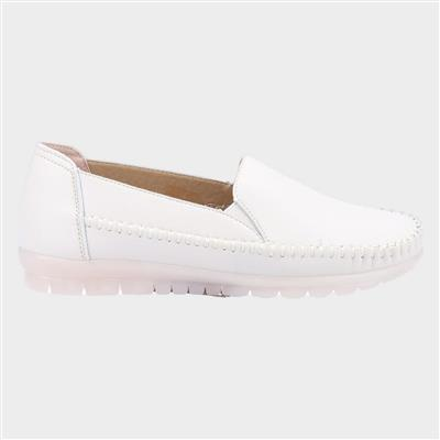 Shirley Womens Shoe in White