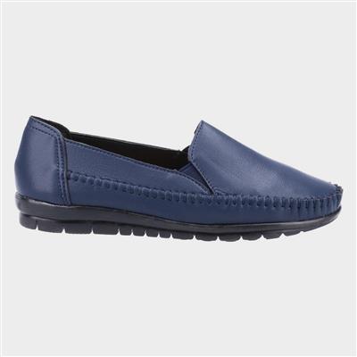 Shirley Womens Shoe in Navy