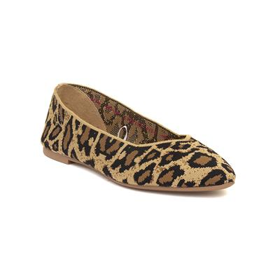 Cleo Claw-Some Womens Leopard Print Shoe