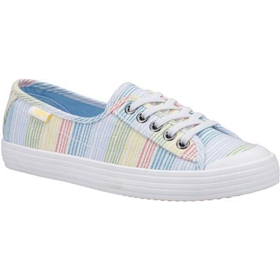 Chow Chow Ravi Womens Canvas Shoes