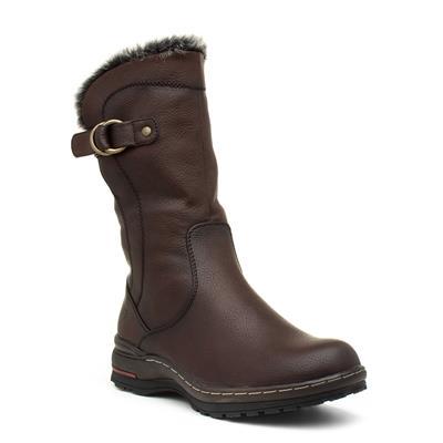 Bramble Womens Chocolate Calf Boot