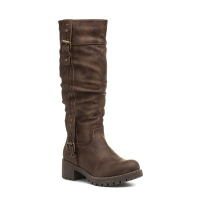 Womens Brown Calf Boot