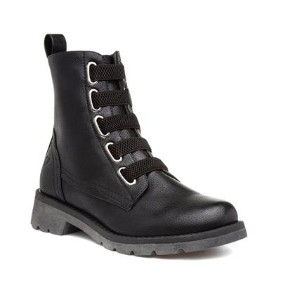 Ingrid Womens Black Ankle Boot