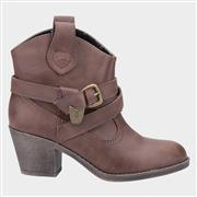 Rocket Dog Womens Satire Ankle Boot in Brown (Click For Details)