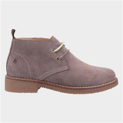Marie Womens Ankle Boot in Taupe