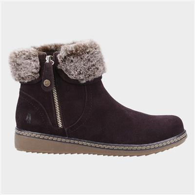 Penny Womens Ankle Boot in Brown