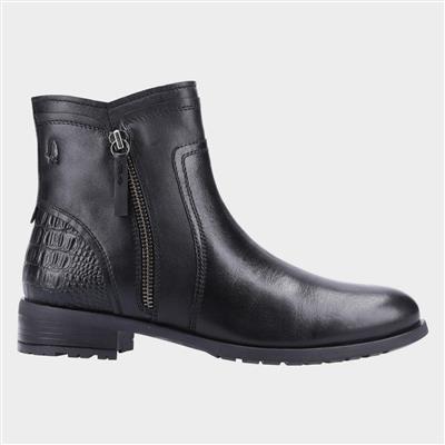 Scarlett Womens Ankle Boot in Black