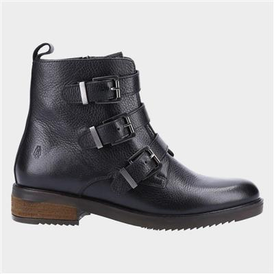 Pria Womens Ankle Boot in Black