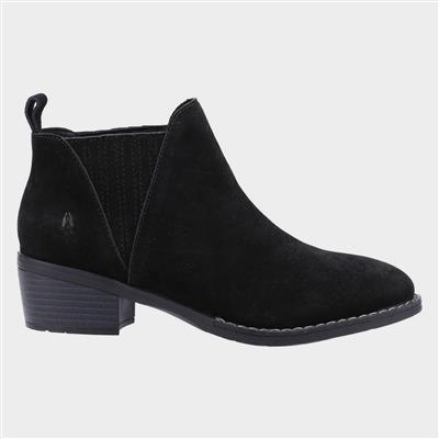 Isobel Womens Ankle Boot in Black