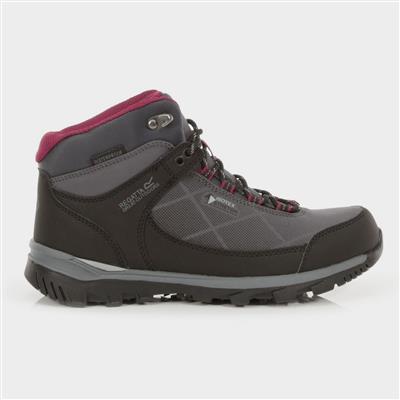 Lady Highton Womens Grey Hiking Boot