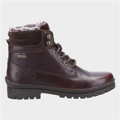 Annay Womens Waterproof Brown Boot