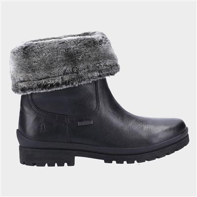 Alice Womens Waterproof Black Boot