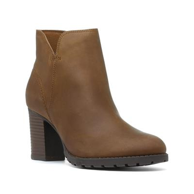 Verona Trish Womens Brown Ankle Boot