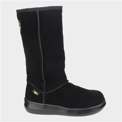 Sugardaddy Womens Boot in Black