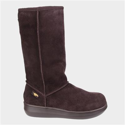 Sugardaddy Womens Boot in Brown