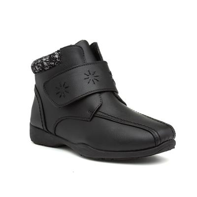 Joice Black Ankle Boot