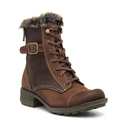 Wexford Womens Brown Leather Boot