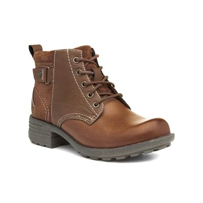 Paxton Womens Brown Leather Boot