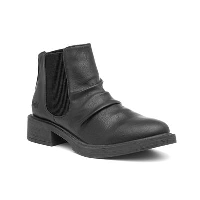 Kandi Womens Black Chelsea Boot