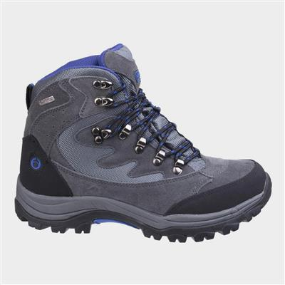 Womens Oxerton Waterproof Hiker in Grey