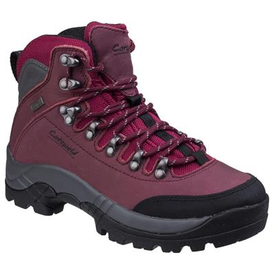 Womens Westonbirt Waterproof Hiker in Red