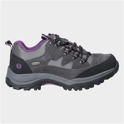 Womens Oxerton Low Hiker in Grey