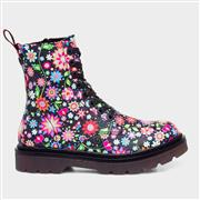 Heavenly Feet Justina Womens Floral Lace Up Boot (Click For Details)