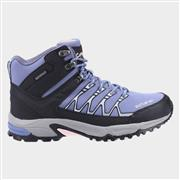 Cotswold Abbeydale Womens Hiker in Blue (Click For Details)
