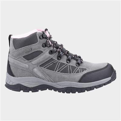 Maisemore Womens Hiking Boots in Grey
