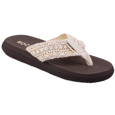 Spotlight Lima Womens Brown Sandals