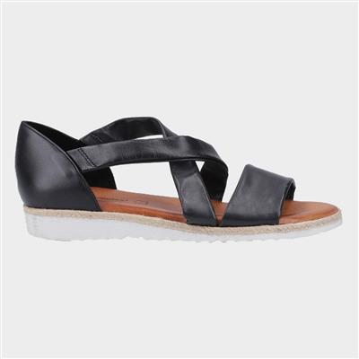 Womens Gemma Black Sandal