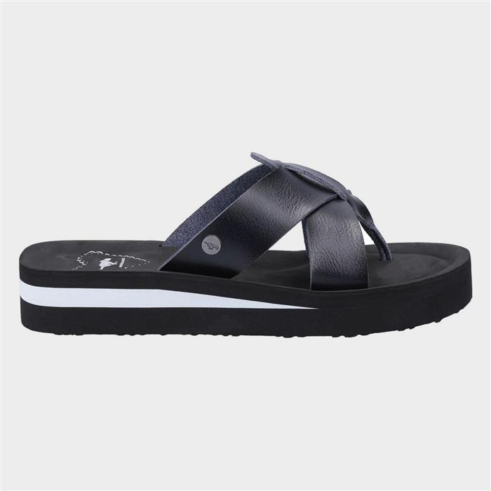 Women's Footwear Rocket Dog Wilmer Burn Womens Sandal in Black