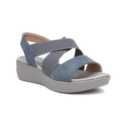 Delaware Blue Sandals