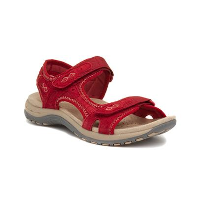 Frisco Womens Red Sandal