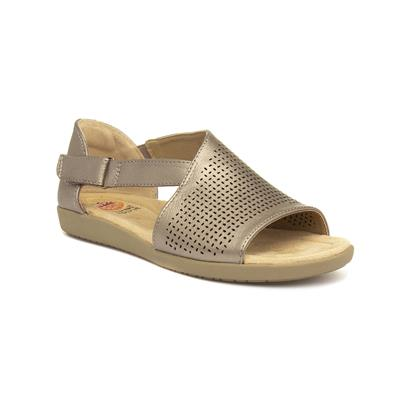 Redvale Womens Metallic Sandal