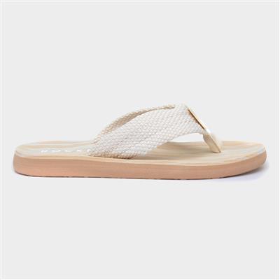 Adios Womens Sand Toe Post Sandal