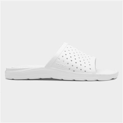 Womens Multicoloured Silver Flower Sandal