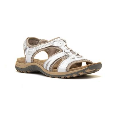 Fairmont Womens Sandal in White