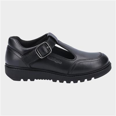 Kerry Senior School Shoe in Black
